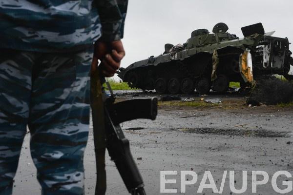 На Донбасс отправили офицеров ГРУ - Информационное ...