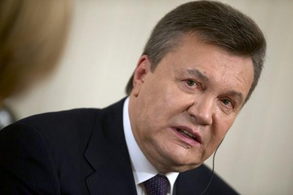 Виктор Янукович убеждает, что не давал приказа стрелять по Майдану