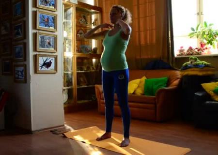 Зарядка для спины беременной: Эффективные упражнения ...