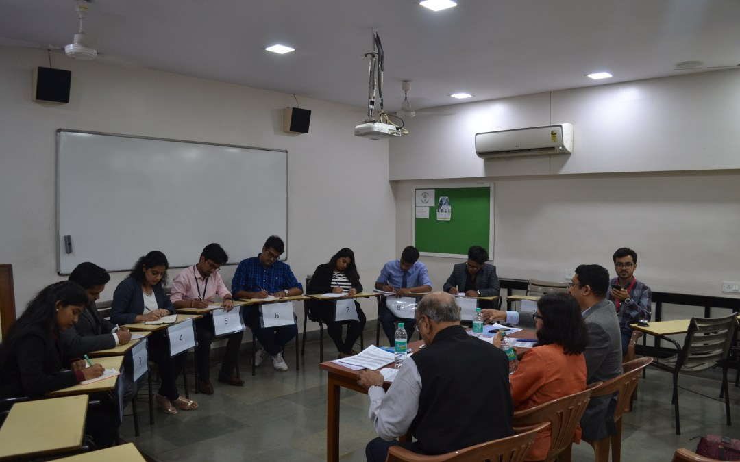 Inter Collegiate Group Discussion Competition