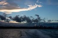 Dusk Skyline