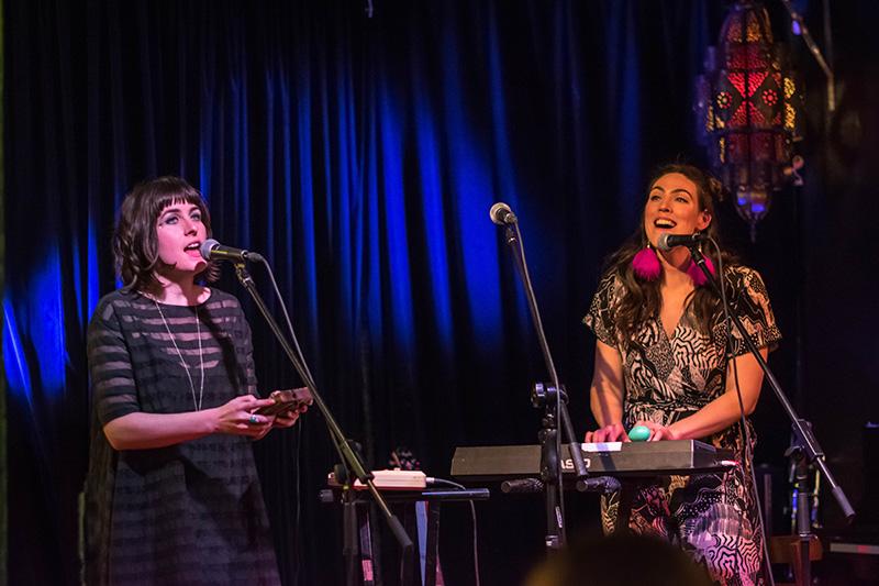 Georgia Fields + Phia, Melanie Horsnell @ Smith's Alternative, Thursday July 13