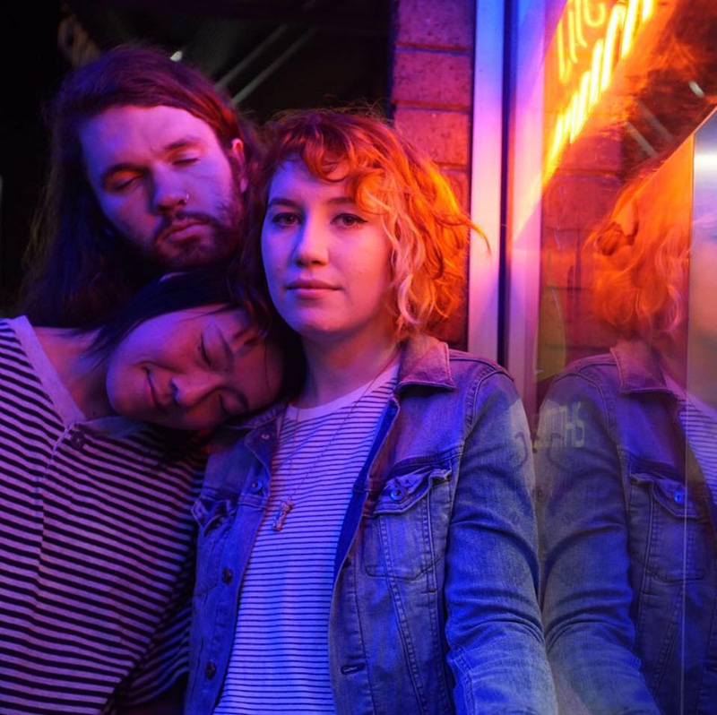 Optimistically Cynical: Melbourne Trio Face Face And Their First Tour