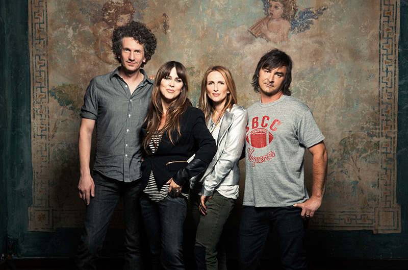 From Chicago With Salt: 90s Grunge Band Veruca Salt Talk Breaking Up And Reuniting