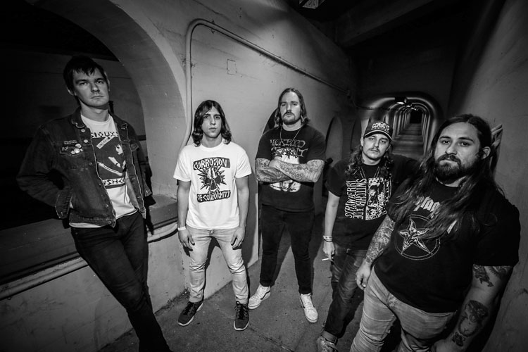 Powertrip Announce Australian Tour