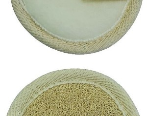 Bamboo Cotton Pads With Tailored Seam