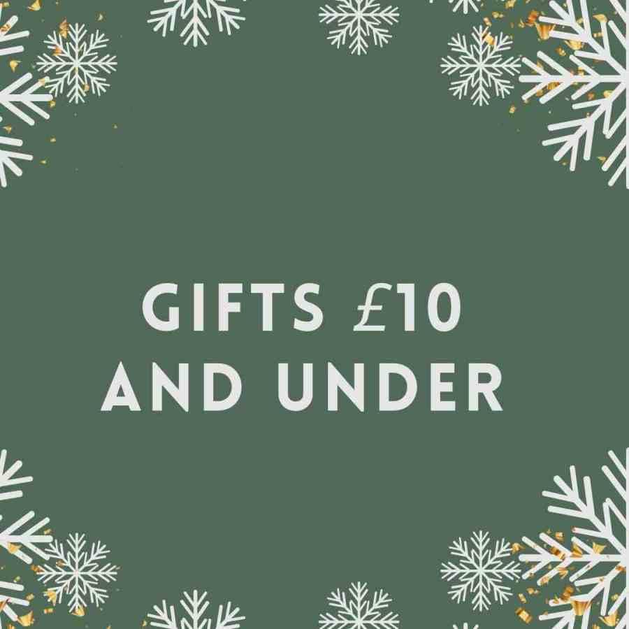 Gifts under £10 yteacher