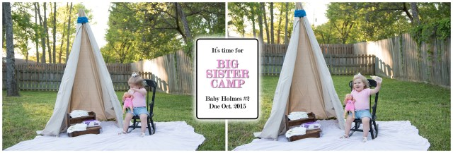 Nacogdoches photographer's daughter is heading to big sister camp
