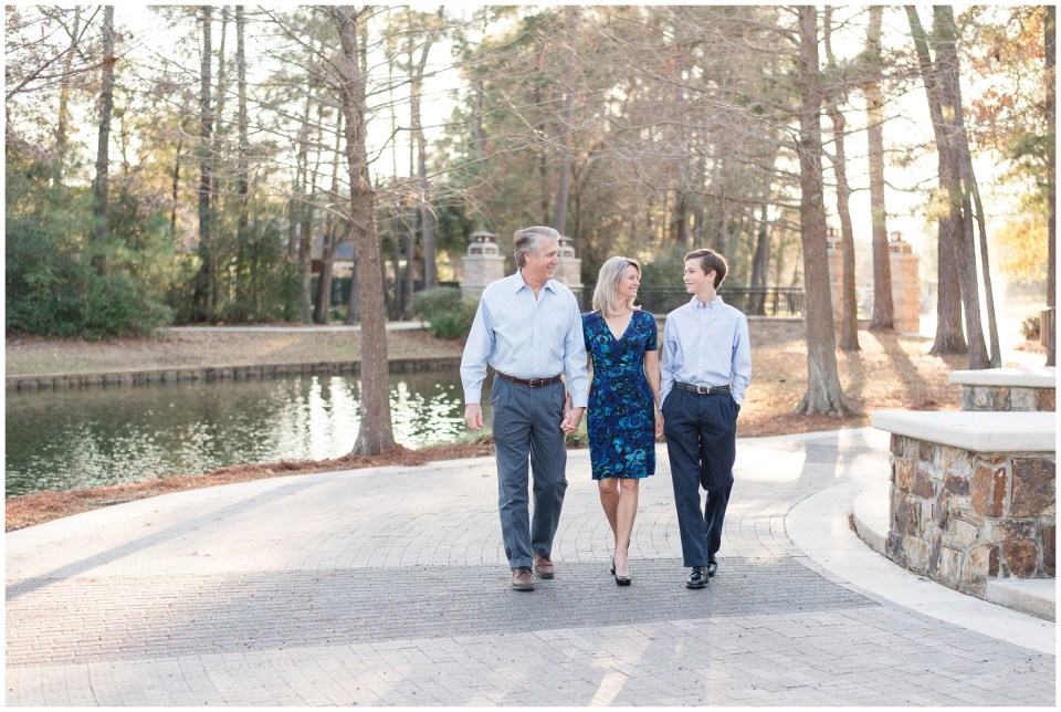 Kingwood family photographer Atascocita family portrait session