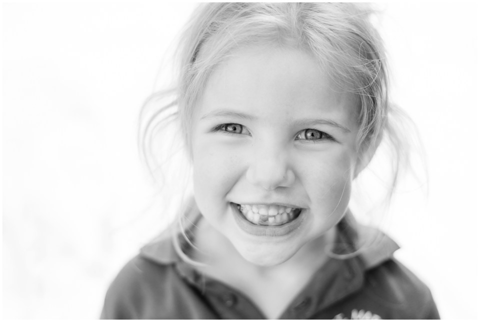 Kingwood photographer - daughter's first lost tooth