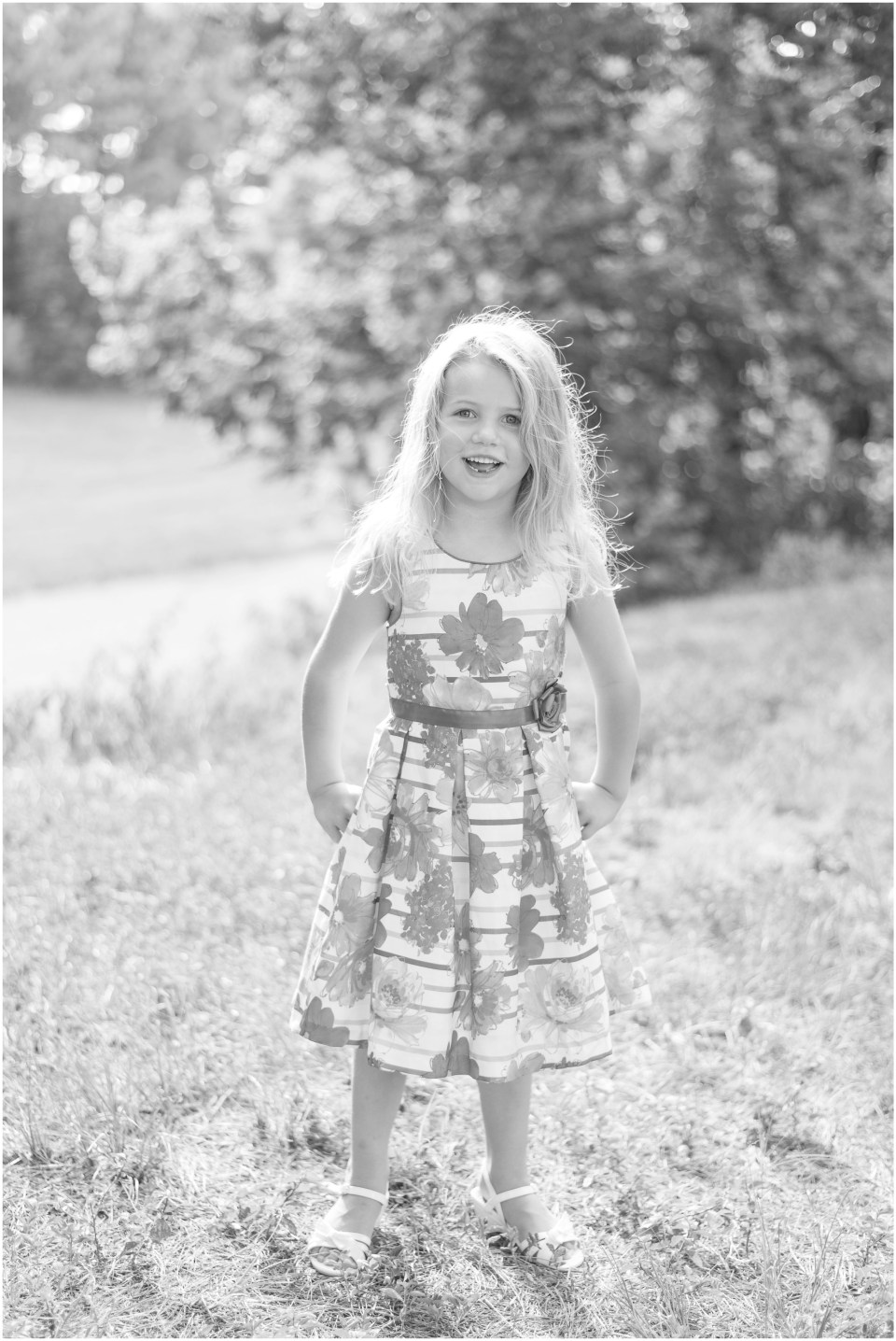 Kingwood photographer - Letter to daughter, Peanut, on her 5th birthday
