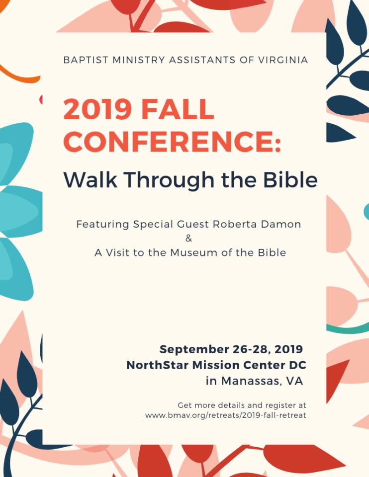 2019 Fall Retreat p1