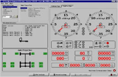 BM Windows software and PDA system