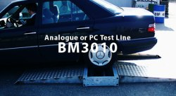 BM brake tester Product