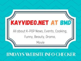 Kayvideo Website Infromation | Kayvideo.net at BMD