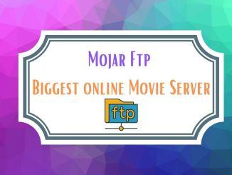Mojar Ftp Biggest online Movie Server