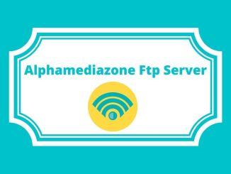 Alphamediazone Ftp Server
