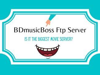 BDmusicBoss Ftp Server