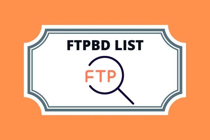 FTPBD Server List