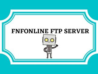 FNFONLINE FTP SERVER