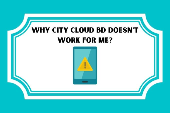 Why City cloud bd