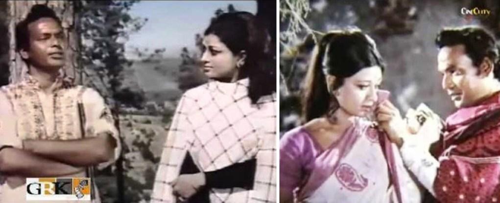 ঢাকাই চলচ্চিত্রের প্রথমদিকের অন্যতম জুটি রহমান-শবনম