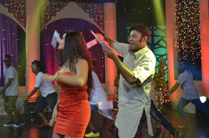 Kazi Maruf and Arin in Kazi Hayats new Bangla Film Chhinnomul