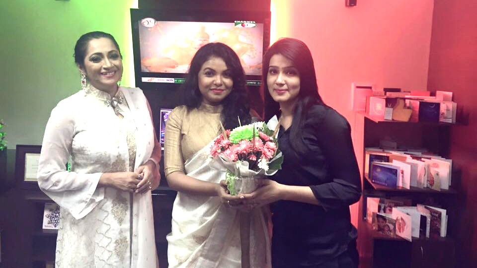 mahiya mahi on humayun ahmeds story directed by meher afroz shaon