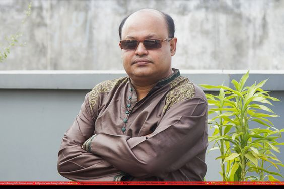 Abdullah Zahir Babu prominent screenplay writer script writer of bangladeshi film son of filmmaker actor Zahirul Haque
