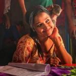 দক্ষিণ আফ্রিকায় প্রথমবার দর্শকের সামনে 'রিকশা গার্ল'