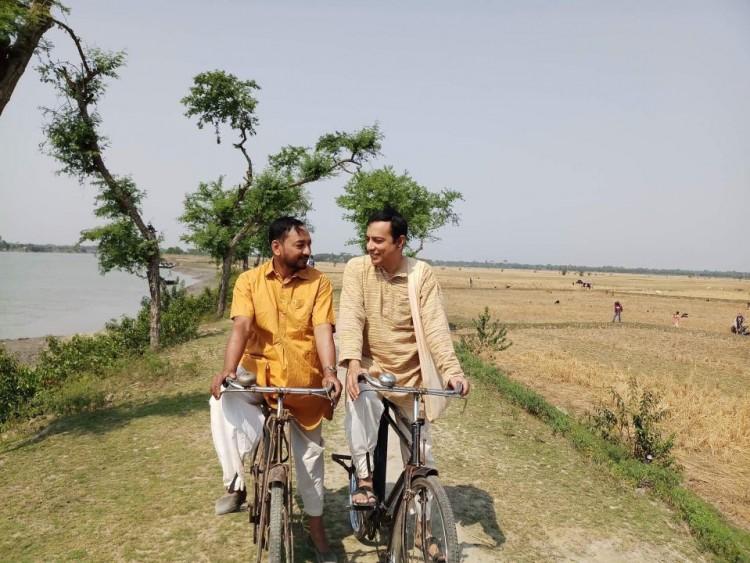 ট্রেলার: তানভীর মোকাম্মেলের 'রূপসা নদীর বাঁকে'