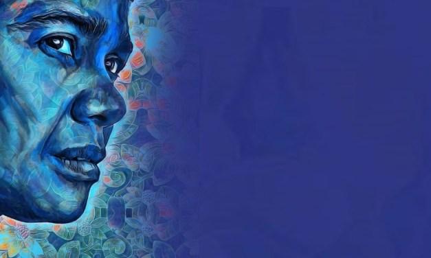 অজানা মানুষের পাশাপাশি থাকার 'নীল মুকুট'