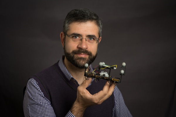 BME Congratulates Ioannis Poulakakis on NSF Career Award!
