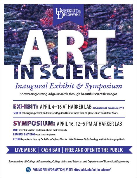 Art in Science Exhibit