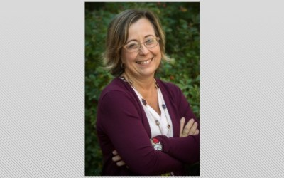 Engineering's Dawn Elliott named Blue and Gold Distinguished Professor