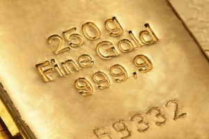 Disappointing US Data Propelling Gold Towards $1,350