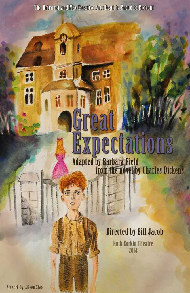 Great Expectations program cover