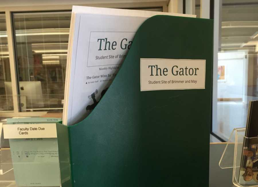 After Award, Gator to Print Monthly Highlights