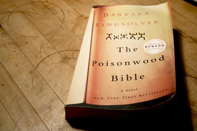 %27Poisonwood+Bible%27+a+Must-Read