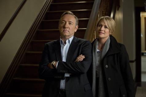 Delicate Power in 'House of Cards'