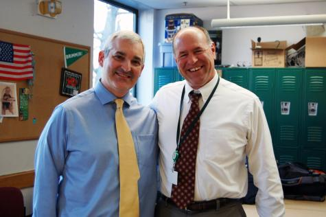A Conversation with New Upper School Head