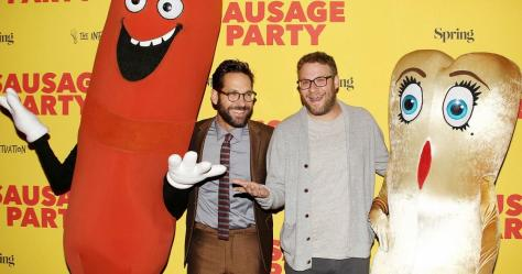 Film Review: Sausage Party