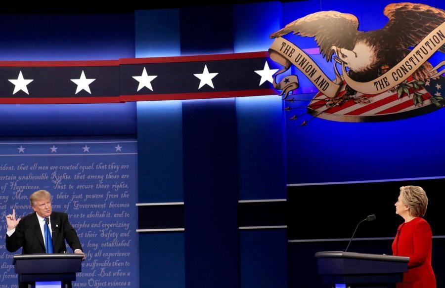 Presidential Debate Underwhelms Community