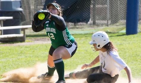 V. Softball Looks for Comeback
