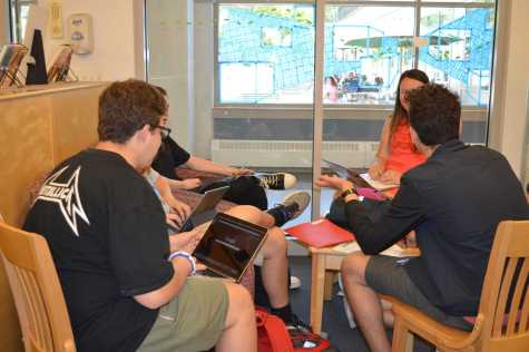 School to Build 'Learning Commons' in Library