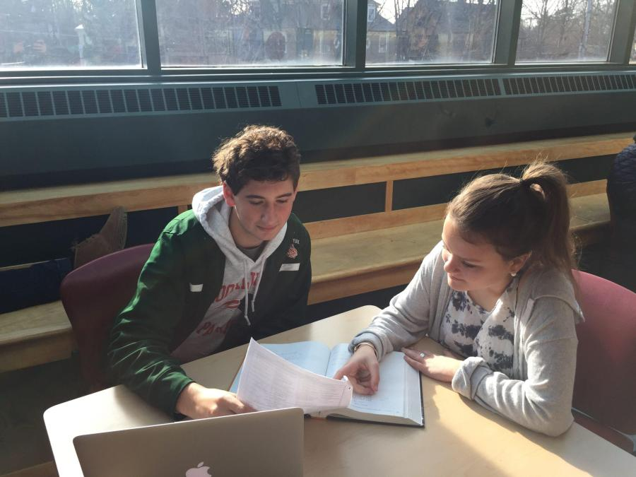 With New Scheduling Site, Peer Tutoring Grows