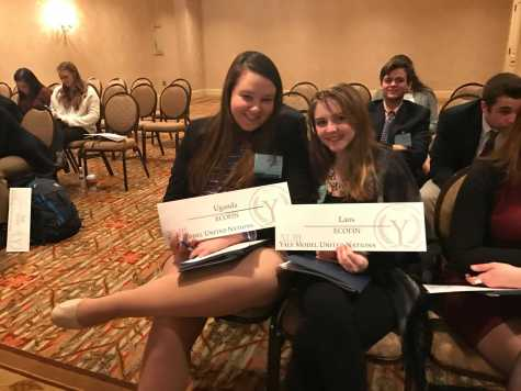 Model UN Club Assigned Just One Country