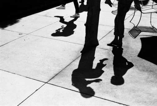 Justin Ewing, Photography - Shadows