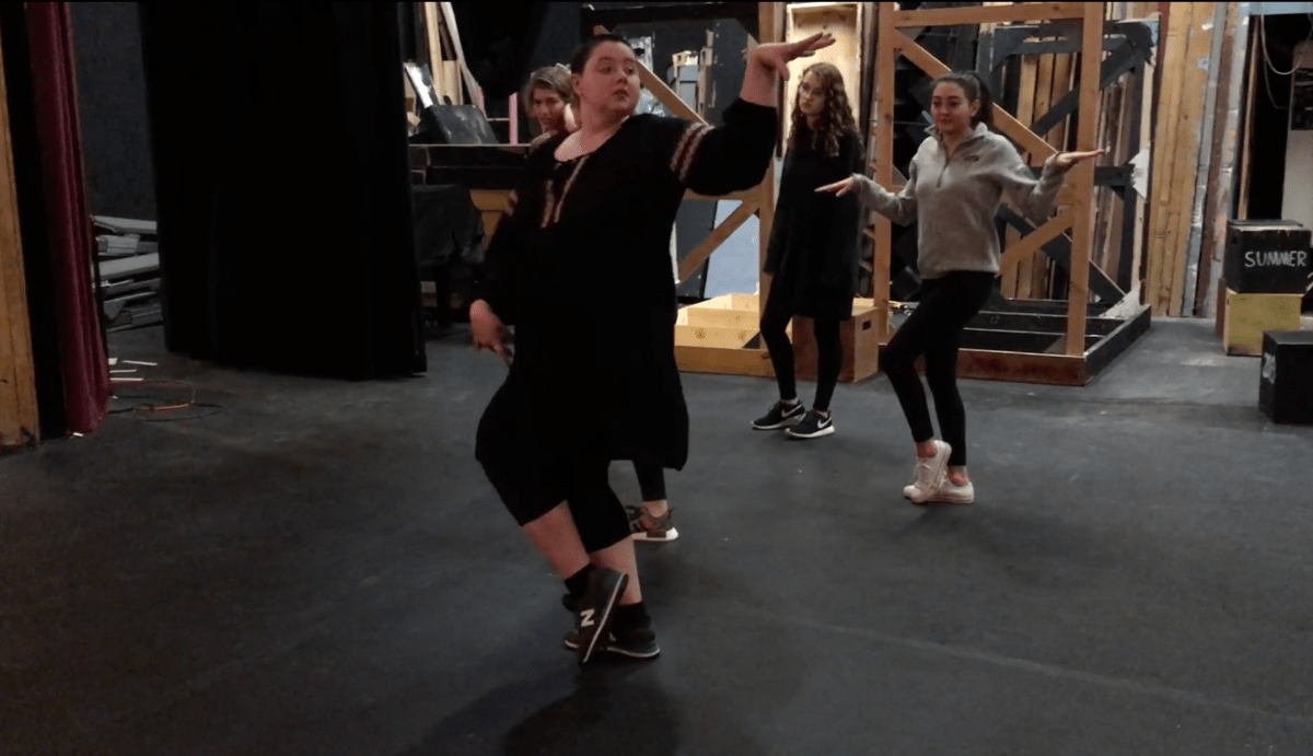 New Musical Choreographer Turns Up the Heat