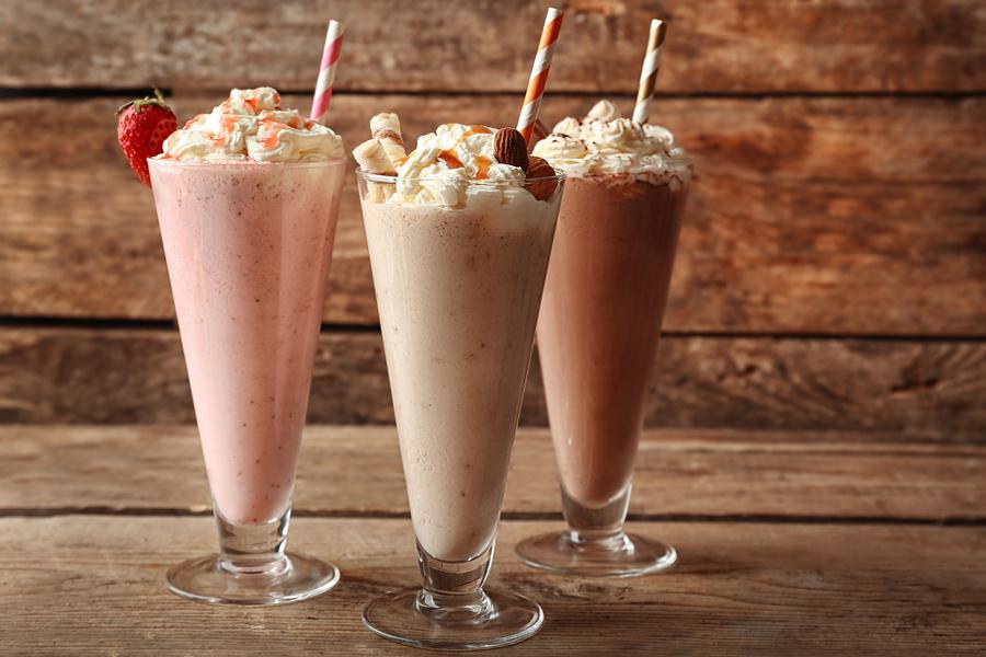 Milkshake: Beverage or Dessert?